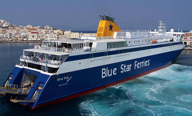 Greek islands ferries - Online tickets