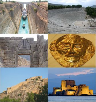Day trip Argolida, Mycenae-Nafplio-Epidavros, Full Day Tour