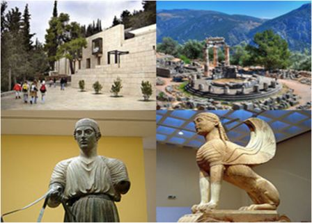 Delphi, Full Day Tour